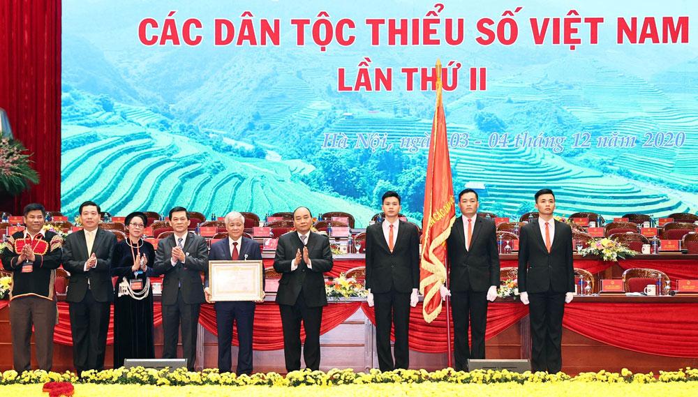 Thủ tướng Chính phủ Nguyễn Xuân Phúc: Cơ đồ đất nước mãi thuộc về cộng đồng các dân tộc Việt Nam