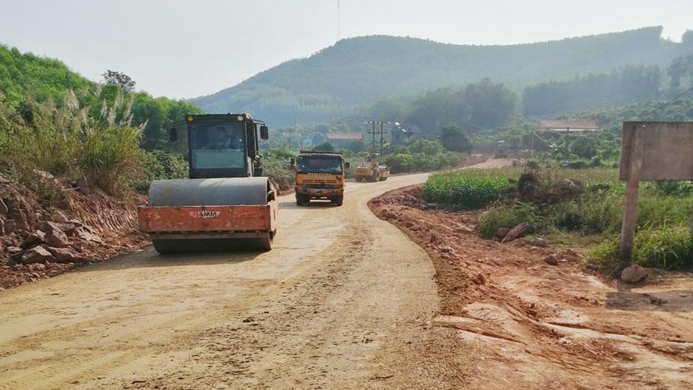 Lục Ngạn, công trình trọng điểm, Bắc Giang, dự án