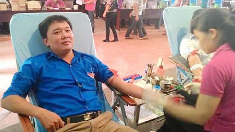 máu hiếm, Bắc Giang, hiến máu,  CLB Nhóm máu hiếm