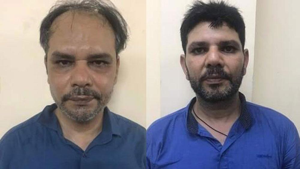 Bắt hai đối tượng cướp giật, người nước ngoài, Zahid Abbas Ali,  Ibrahim Ali