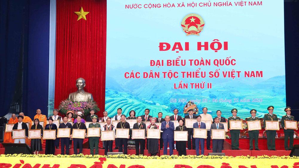 Đại hội đại biểu toàn quốc các dân tộc thiểu số lần thứ II thành công tốt đẹp