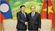 Nurturing Vietnam-Laos special solidarity relationship