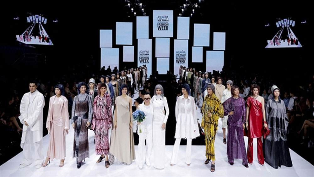 VN Int'l Fashion Week opens in HCM City