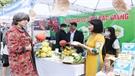 Nhiều sản phẩm đặc trưng của Bắc Giang tham gia Liên hoan ẩm thực Quốc tế
