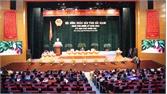 Bắc Giang: Khai mạc kỳ họp thứ 12, HĐND tỉnh khóa XVIII