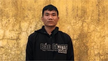 Bắc Giang: Bắt giữ đối tượng ngoại tỉnh trộm cắp xe máy
