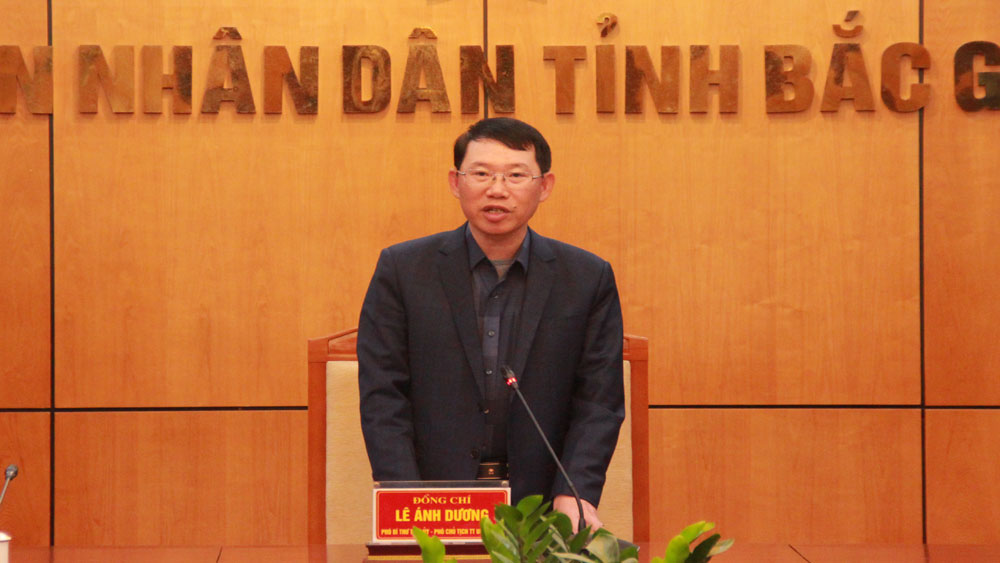 Bac Giang firmly understands businesses' status to timely protect labourers's rights