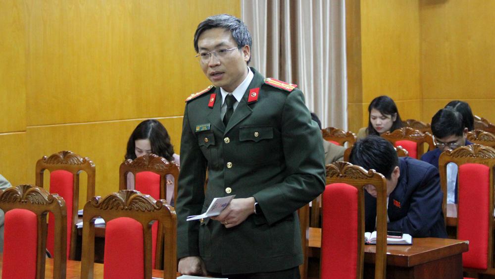 Bắc Giang, khai mạc, kỳ họp thứ 12, HĐND tỉnh.