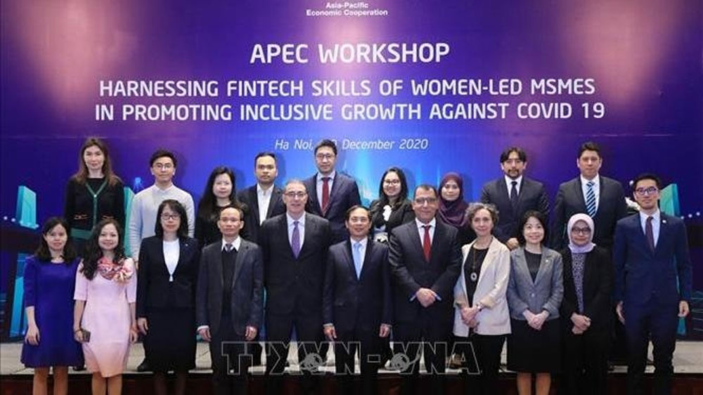 APEC looks to improve capacity of female-led MSMEs amid Covid-19
