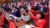 Bế mạc kỳ họp thứ 12, HĐND tỉnh Bắc Giang khóa XVIII: Thông qua 22 nghị quyết về phát triển KT-XH