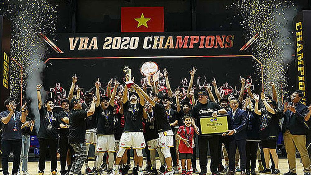 Saigon Heat, national basketball champs, national pro basketball league,  better performance, national team