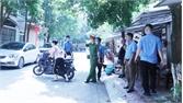 TP Bắc Giang: Vỉa hè đã thông thoáng hơn