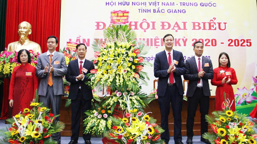 Bac Giang issues regulation of Vietnam – China Friendship Association in Bac Giang province