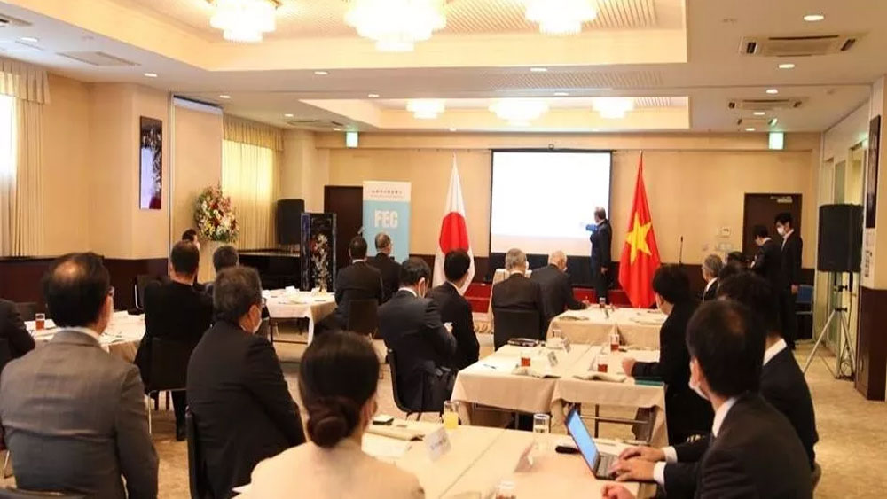 Vietnam, Japan enhance investment cooperation
