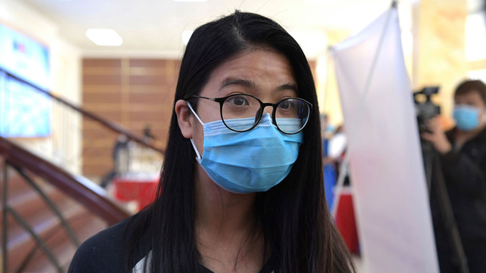 Vietnam's first coronavirus vaccine volunteer: 'I have faith'
