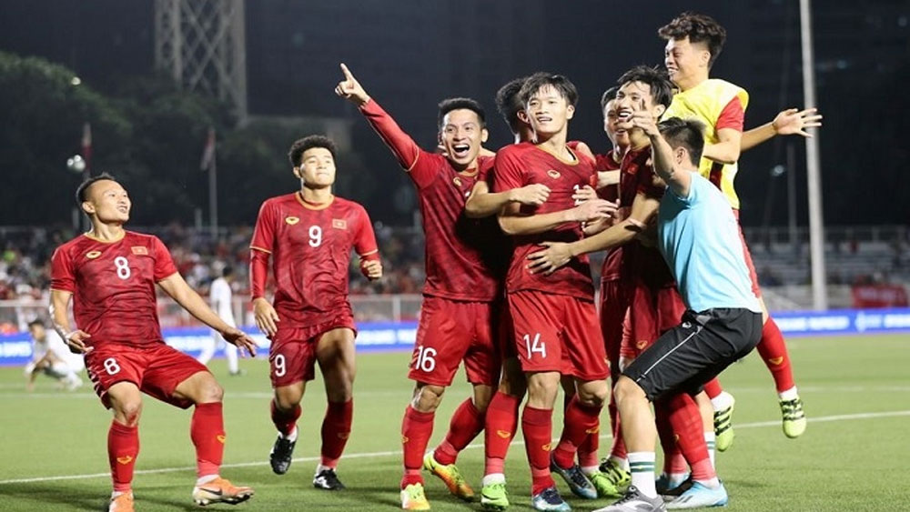 FIFA Rankings: Vietnam wrap up 2020 as no. 1 team in Southeast Asia
