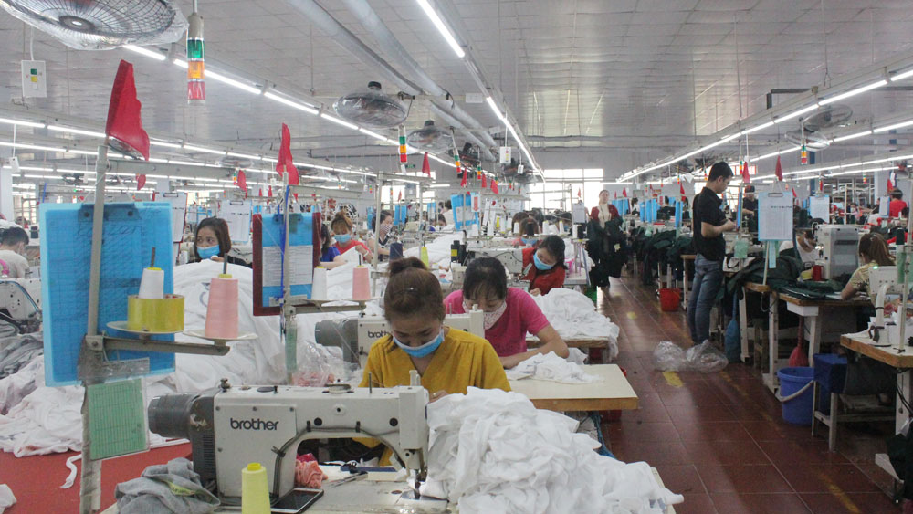 Bac Giang province, commercial banks, overcome difficulties, Covid-19 pandemic, production and business, incentive policies