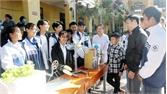 """TP Bắc Giang: Gần 1,5 nghìn học sinh Trường THPT Thái Thuận tham gia """"Ngày hội sáng tạo"""""""