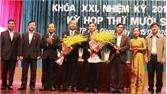 Đồng chí Đặng Đình Hoan được bầu giữ chức Chủ tịch UBND TP Bắc Giang
