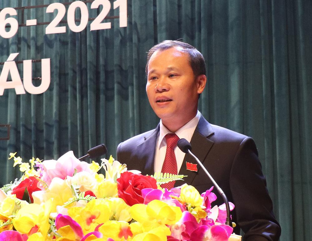 HĐND TP, TP Bắc Giang, kỳ họp 16, Bắc Giang, Chủ tịch UBND TP Bắc Giang