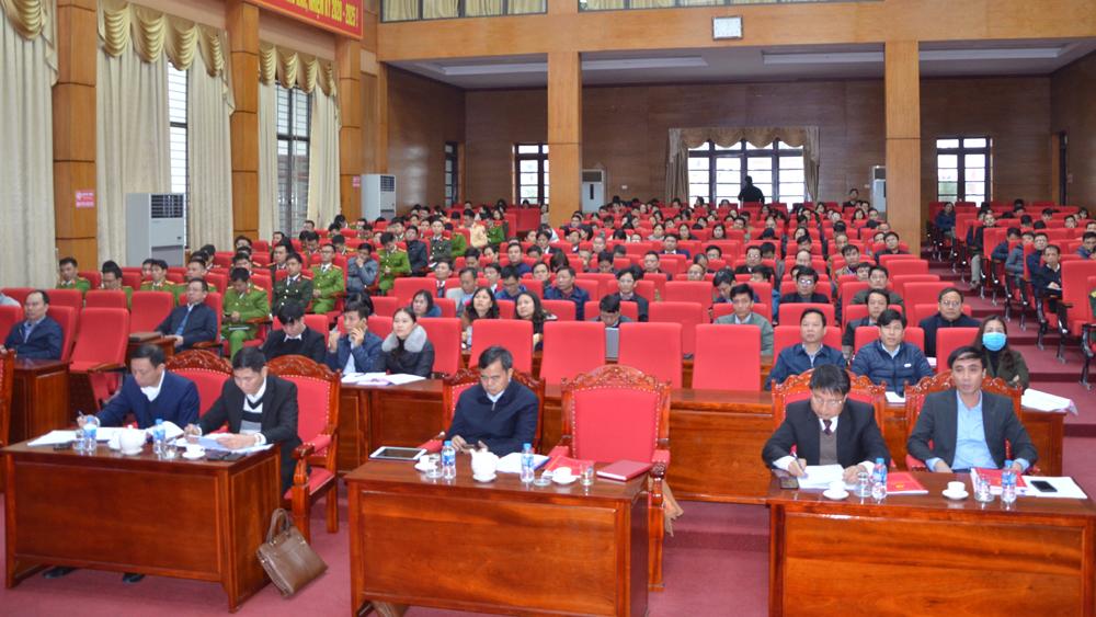 Lục Nam: Phấn đấu đến năm 2024 đạt huyện nông thôn mới