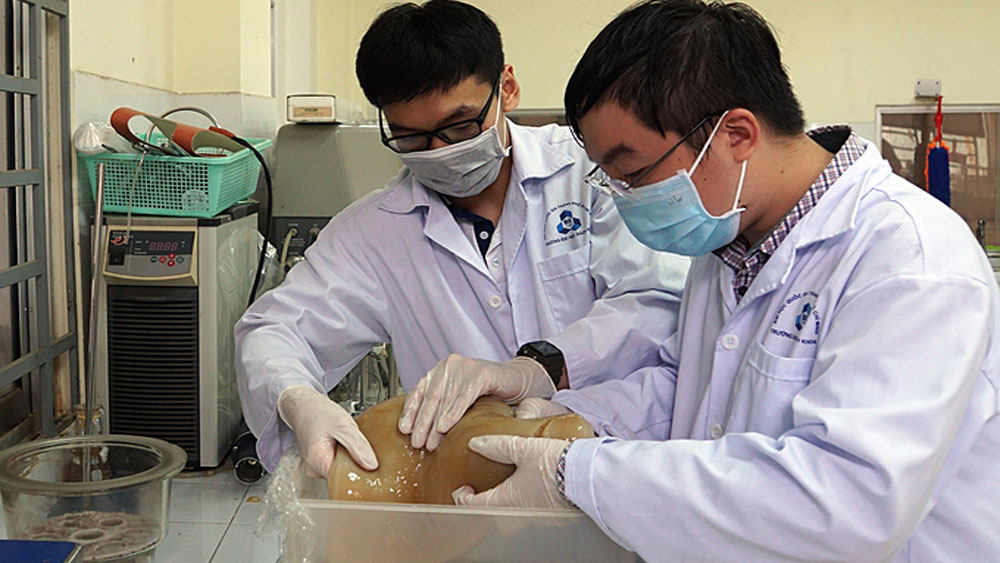 Vietnam team wins regional tech contest with bio-material stronger than steel