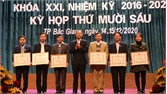 HĐND TP Bắc Giang: Thông qua nhiều nghị quyết về phát triển KT-XH