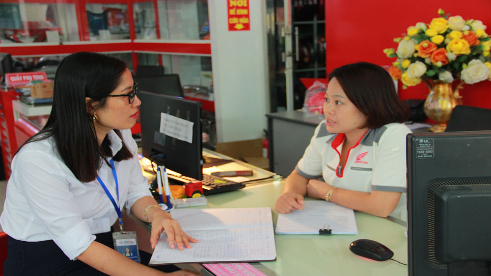 Bac Giang accelerates cashless payment