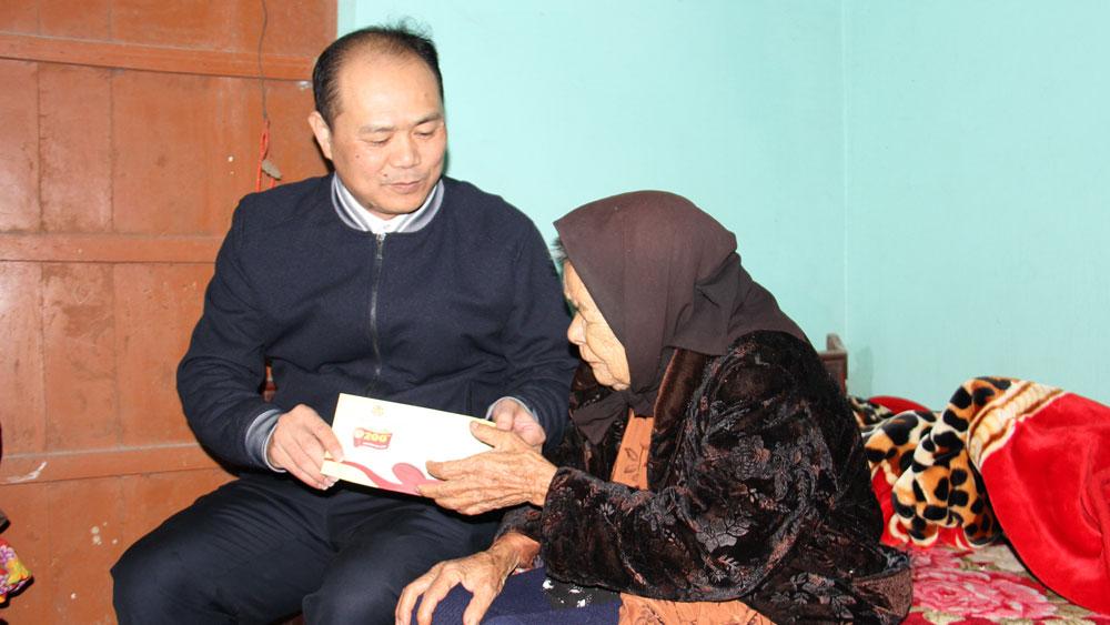 Việt Yên: Nhiều hoạt động tri ân người có công