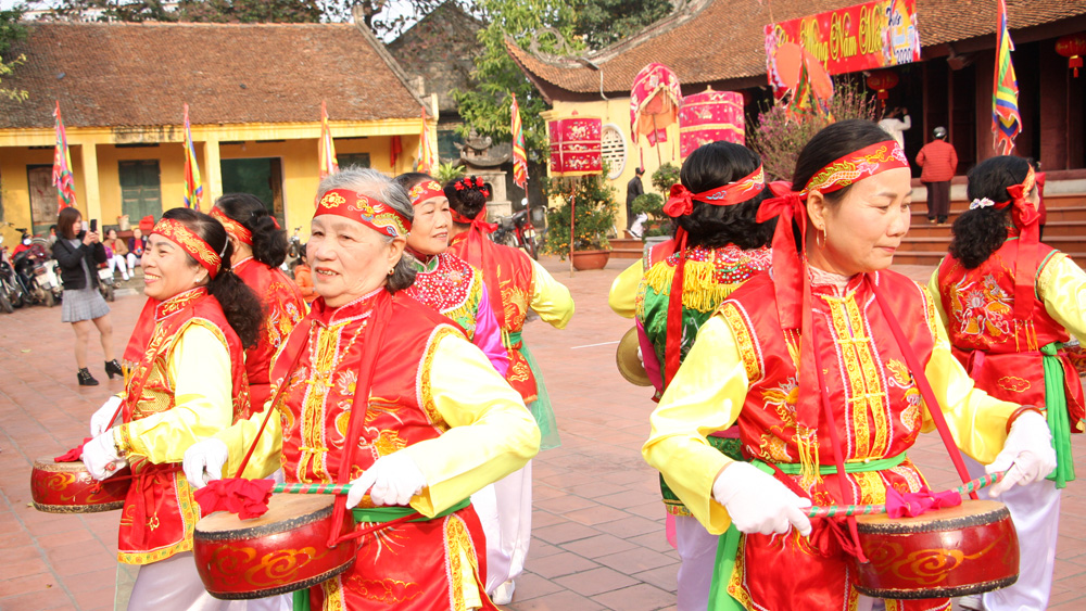 Longevity wishing ceremony held for 21,500 elderly persons on Lunar New Year