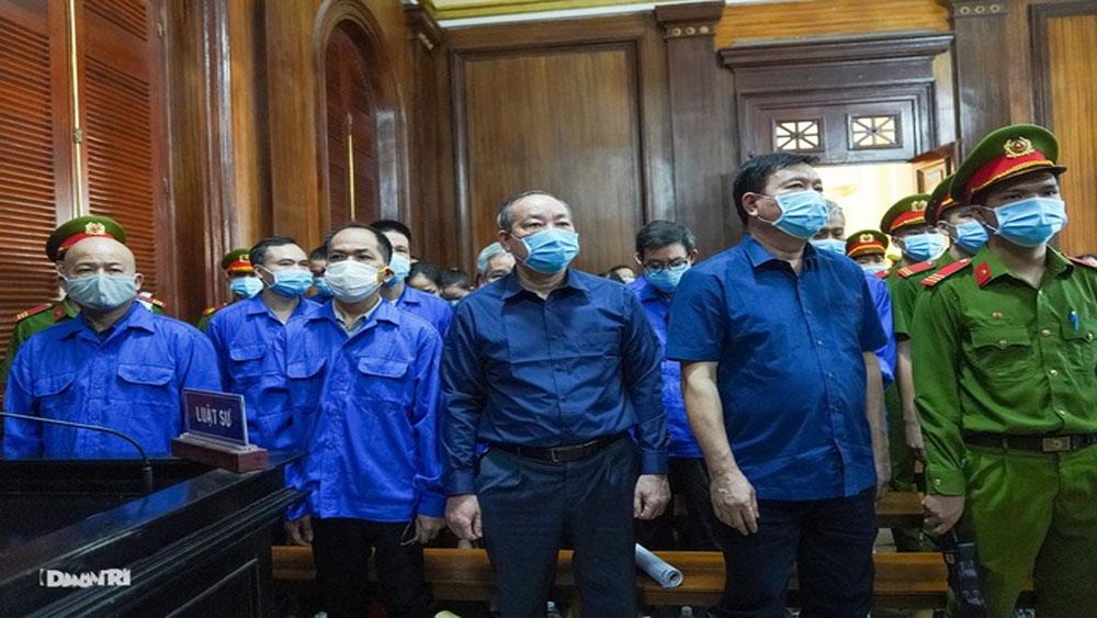 Đề nghị tuyên phạt bị cáo Đinh La Thăng 11 năm tù