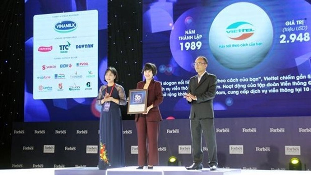 50 top Vietnamese brands honoured