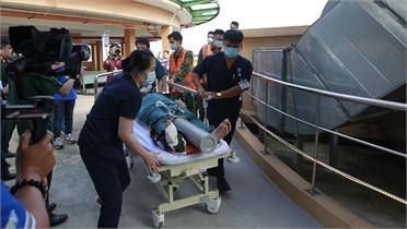 Đưa vào sử dụng sân bay trực thăng Bệnh viện Quân y 175 tại thành phố Hồ Chí Minh