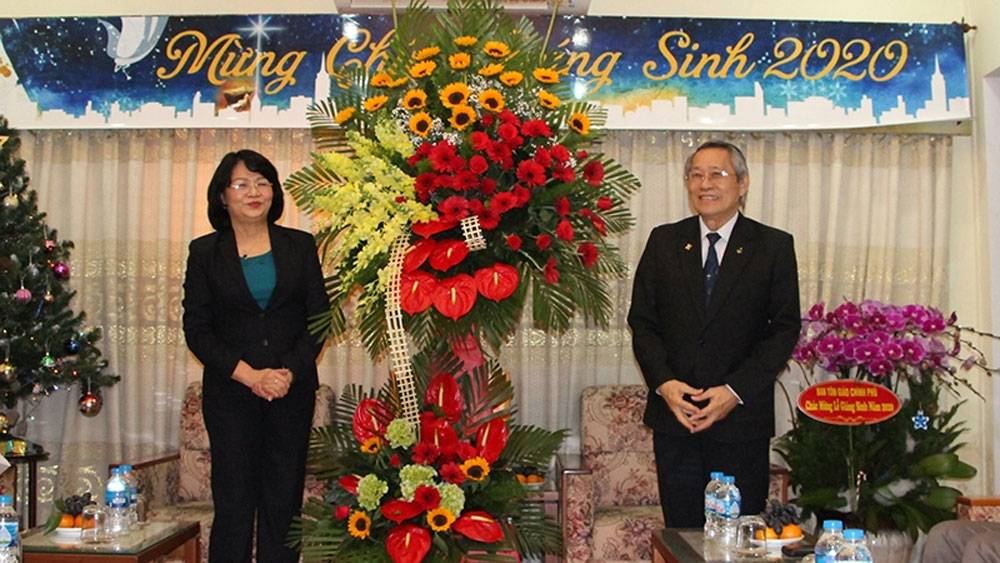 Vice President, Evangelical Church,Vietnam (South)