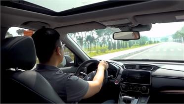 Các bước cần luyện tập thành thạo khi lái xe mới