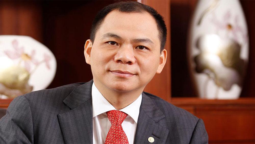 Vietnamese billionaire ,  huge global sci-tech prize,  Pham Nhat Vuong