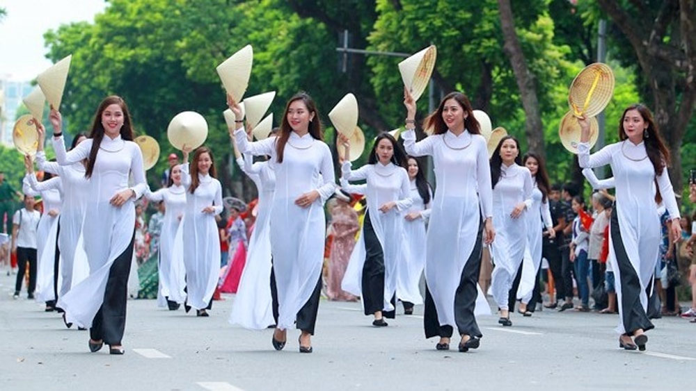Hanoi hosts International Friendship Art Festival