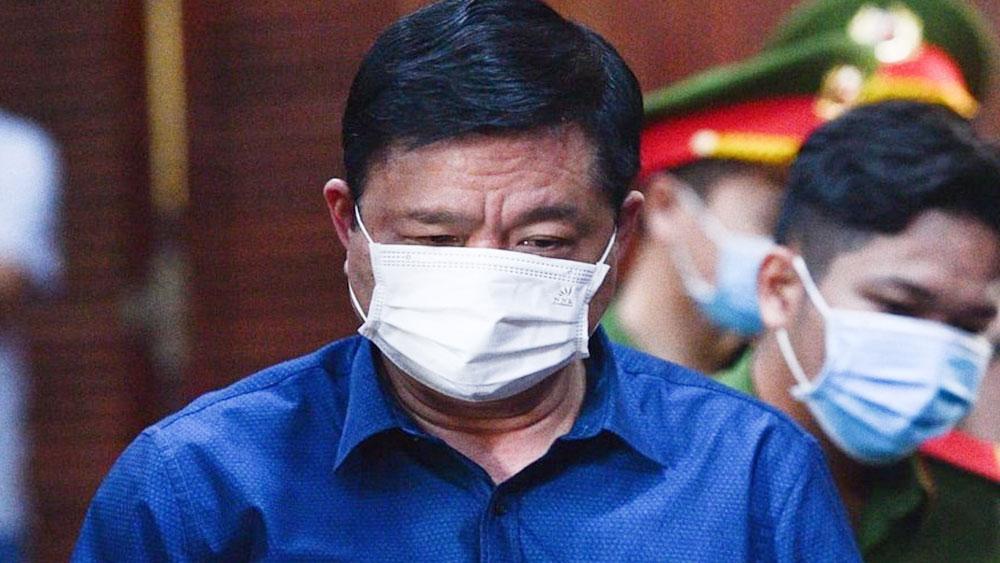 Lời sau cùng, bị cáo Đinh La Thăng xin miễn truy cứu hình sự cho đồng phạm