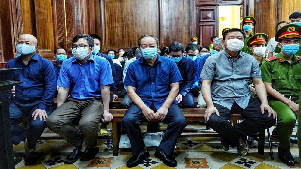 Bị cáo Đinh La Thăng lĩnh 10 năm tù, Đinh Ngọc Hệ chung thân