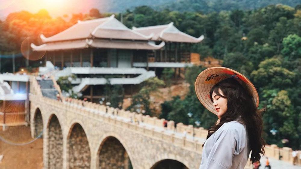Những công trình tạo cú hích cho du lịch Bắc Giang