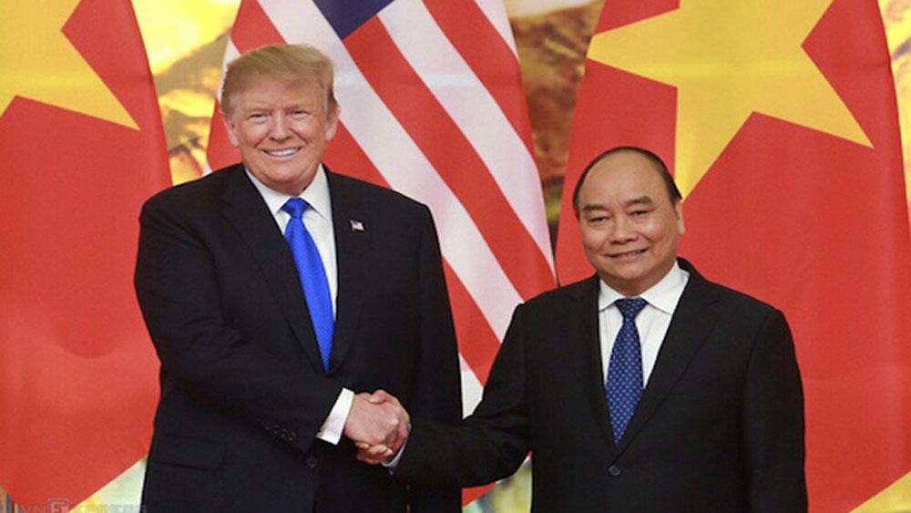Vietnam, US, no desire, trade advantage, monetary policies
