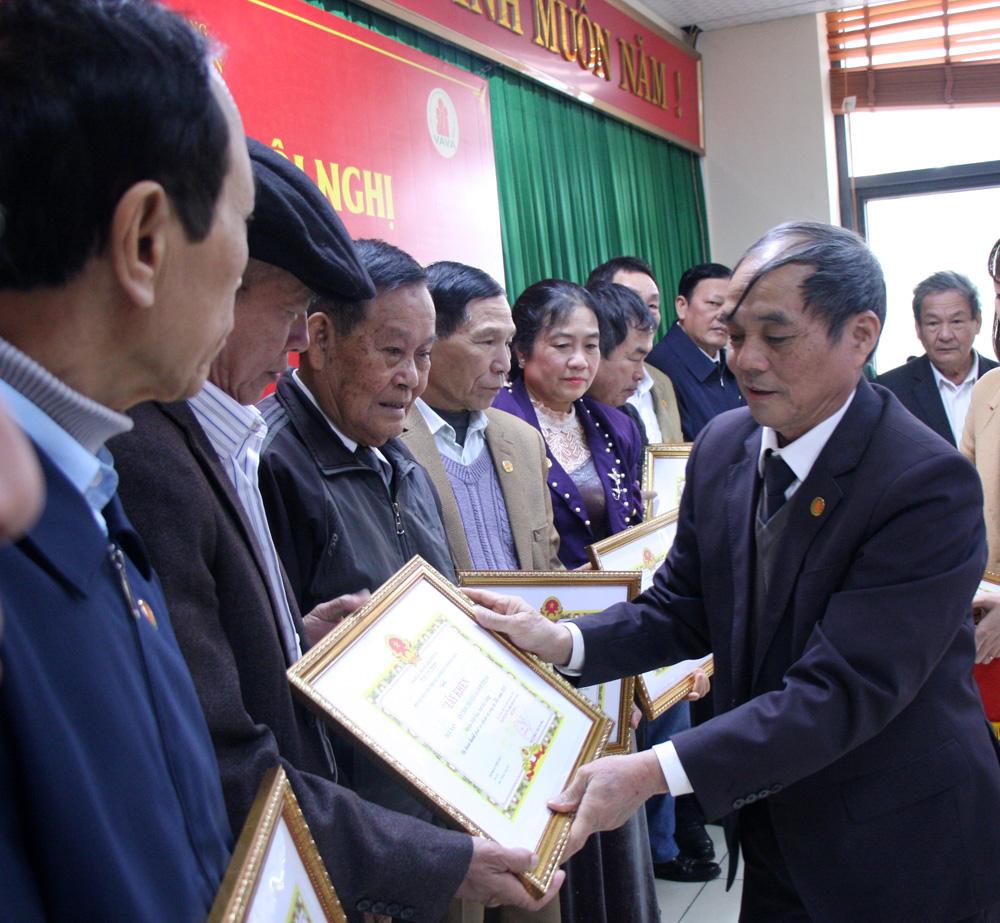 Bắc Giang, nạn nhân da cam, hội nghị, tổng kết