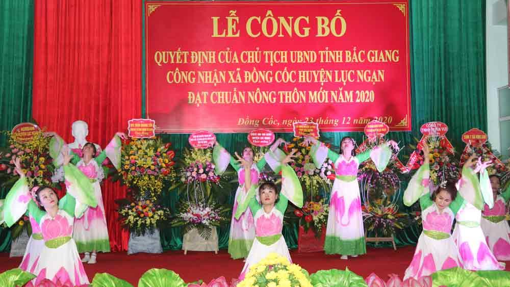 Lục Ngạn, nông thôn mới, Đồng Cốc