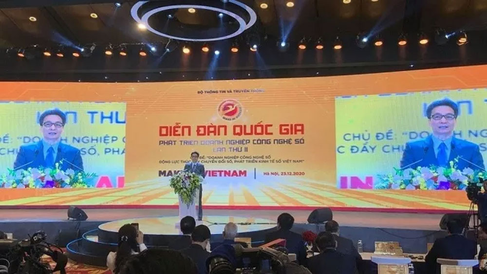 Technology companies must lead Vietnam's digital transformation: PM