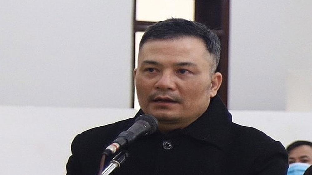 """Vụ Liên Kết Việt: Bị cáo Lê Xuân Giang vẫn khẳng định """"Tôi không phải lưu manh"""""""