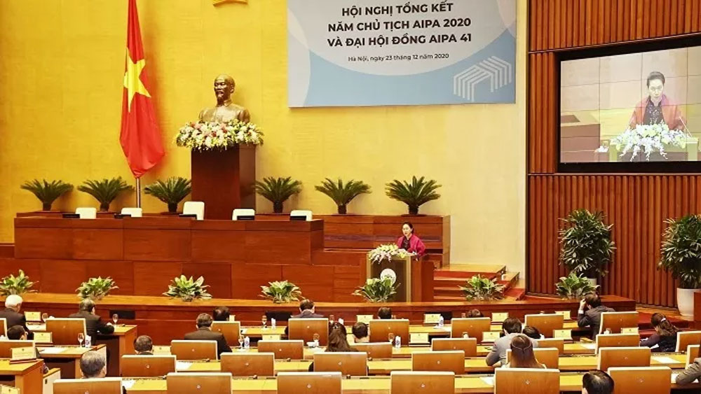Vietnam fulfils role as AIPA Chair: Top legislator