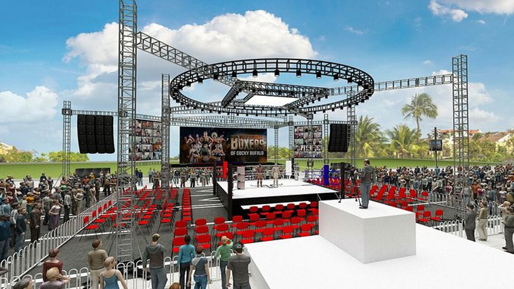 Vietnam prepares to host first world boxing tournament
