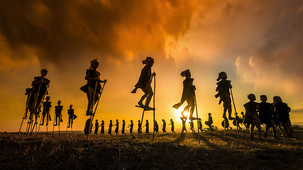 Vietnamese photographer bags another international award
