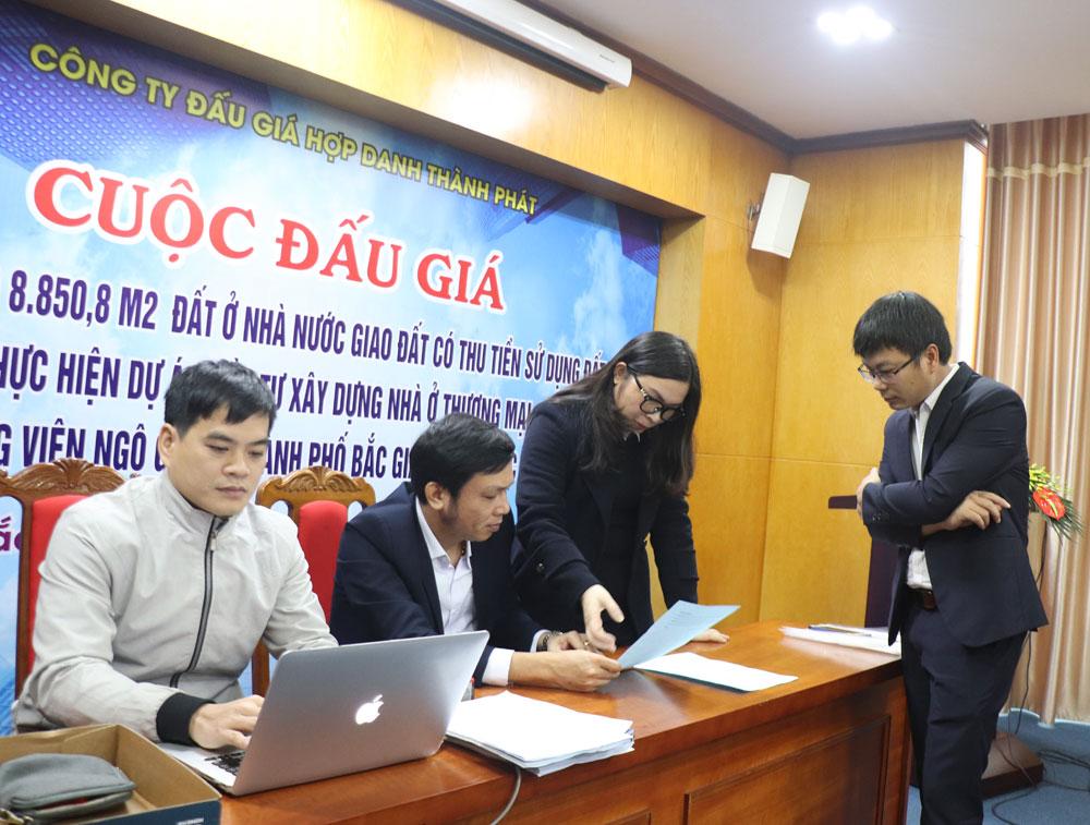 đấu giá, trụ sở, thành phố Bắc Giang, Bắc Giang, Vinhomes, nhà ở thương mại