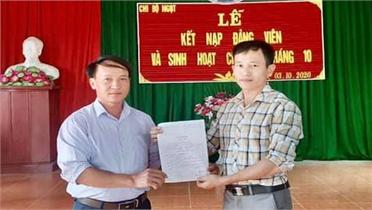 Khắc phục các mặt hạn chế tại các tổ chức đảng ở Bắc Giang